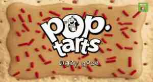 kelloggs pop tarts advert