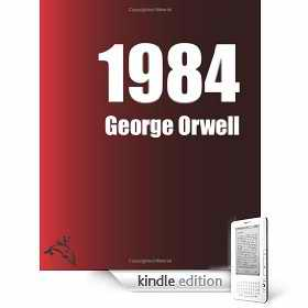 1984 on Kindle