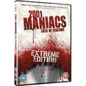 2001 Maniacs Field Screams Extreme