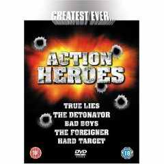 Action Heroes collection