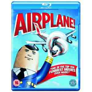 Airplane Blu ray Region Free Robert