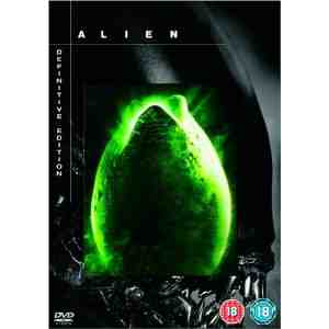 Alien Definitive Edition DVD