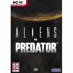 Aliens Vs Predator PC DVD