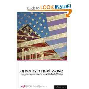 American Next Wave Contemporary Anthologies