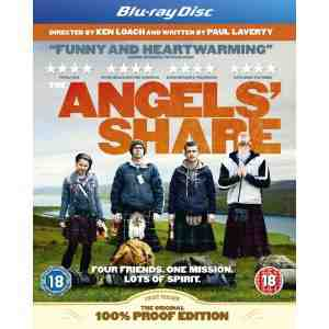 Angels Share Uncut Version Blu ray