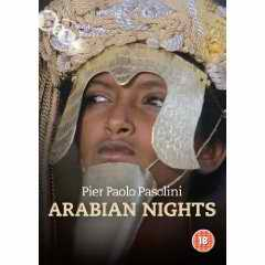 Arabian Nights DVD