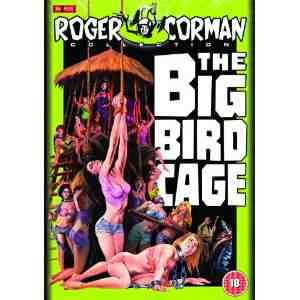 Big Bird Cage DVD