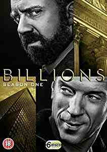 Billions - Season 1 DVD