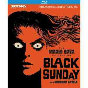 Black Sunday Remastered Barbara Steele