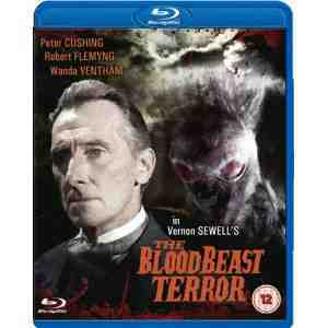 Blood Beast Terror Blu ray