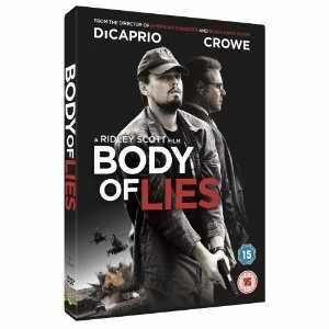 Body Lies DVD Leonardo DiCaprio