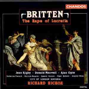 Britten The Rape Lucretia Benjamin