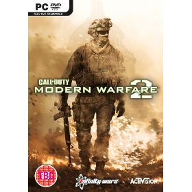 Call Duty Modern Warfare DVD