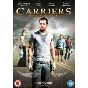 Carriers DVD Chris Pine