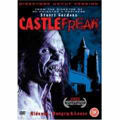 Castle Freak DVD
