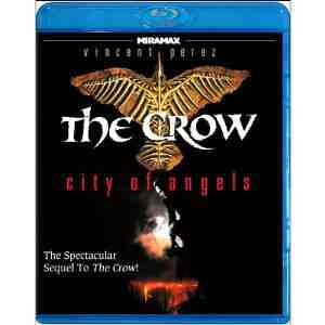 Crow City Angels Blu ray US