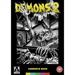 Demons 2 DVD Asia Argento