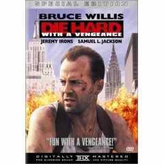 Die Hard with a Vengeance DVD cover