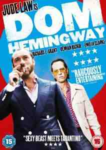 Dom Hemingway DVD Jude Law June