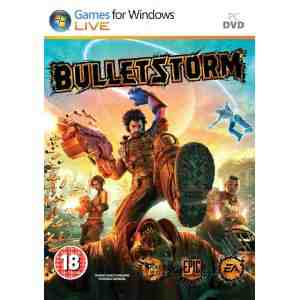 Electronic Arts Bulletstorm PC DVD