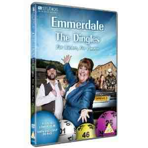 Emmerdale Dingles Richer Poorer DVD