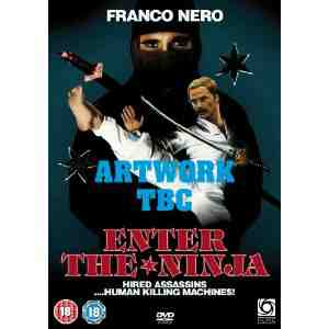 Enter Ninja DVD Franco Nero