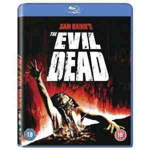 Evil Dead Blu ray Bruce Campbell