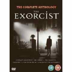 Exorcist DVD