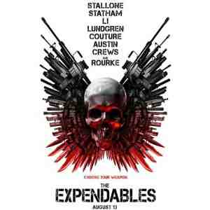 Expendables Deaths Sylvester Stallone Poster