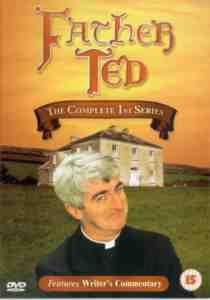 Father Ted Series 1 DVD