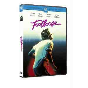 Footloose DVD Kevin Bacon
