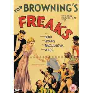 Freaks DVD Wallace Ford