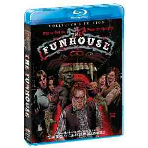 Funhouse Collectors Blu ray Kevin Conway