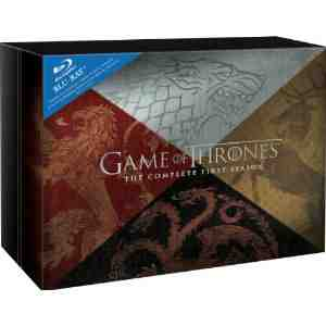 Game Thrones Season Blu ray Region