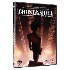 Ghost Shell 2 0 Redux DVD