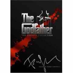 The Godfather re-mastered DVD