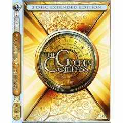 Golden Compass disc Special DVD