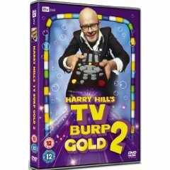 Harry Hills Burp Gold DVD