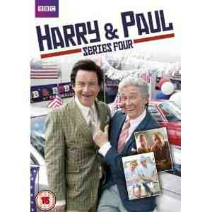 Harry Paul 4 DVD Enfield