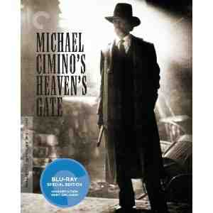Heavens Gate Criterion Collection Blu ray