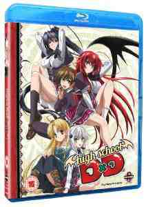 High School Dxd Complete Collection