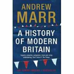 A History of Modern Britain book