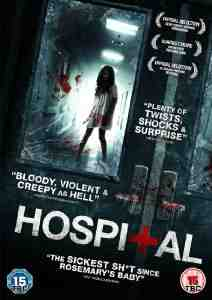Hospital DVD Jim ORear