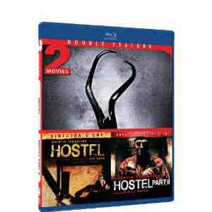 Hostel II Blu ray Double Feature
