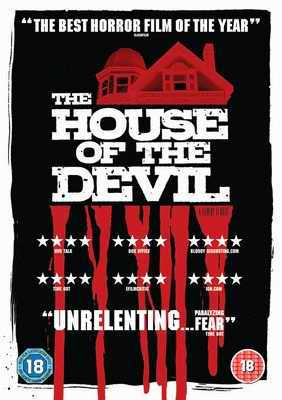 The House of the Devil DVD