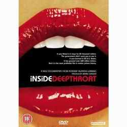 Inside Deep Throat DVD