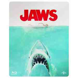 Jaws Steelbook Blu ray Digital
