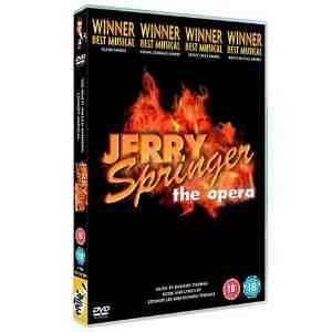 Jerry Springer Opera David Soul