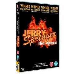 Jerry Springer: The Opera DVD