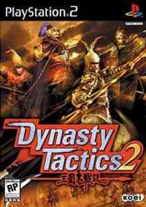 Koei Dynasty Tactics 2 PS2